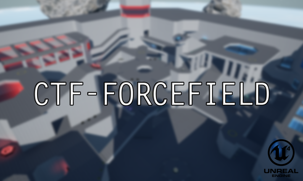 CTF-Forcefield | Level Design