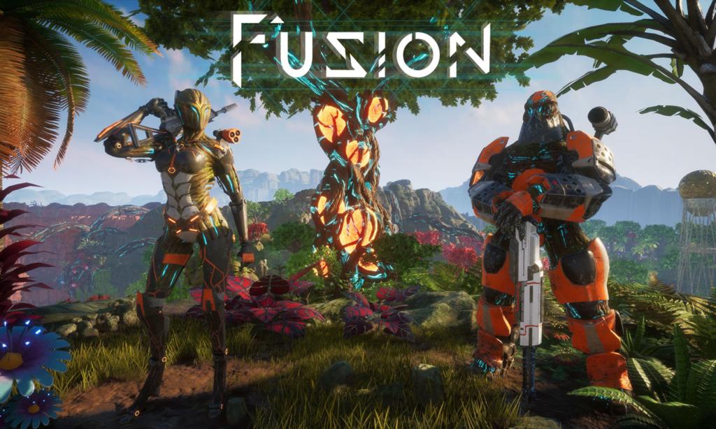 Fusion | Objectif 3D | 2017-2018